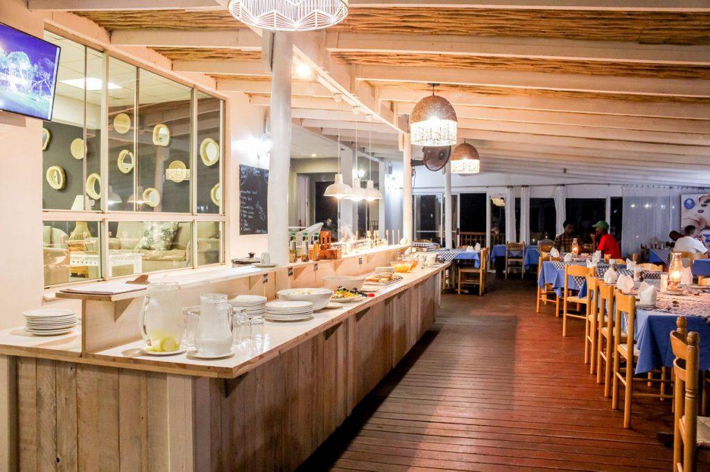 Ocean View Hotel, accommodation, Wild Coast, renovations, Sardine Run