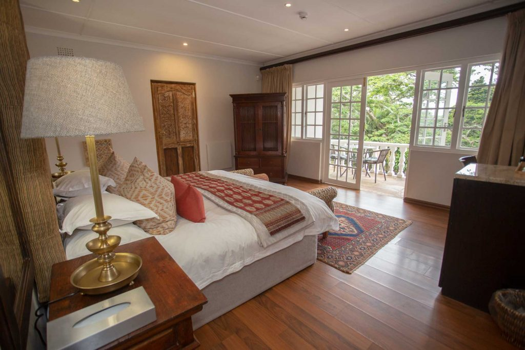 Top Accommodation - Valley Lodge - Hilcrest
