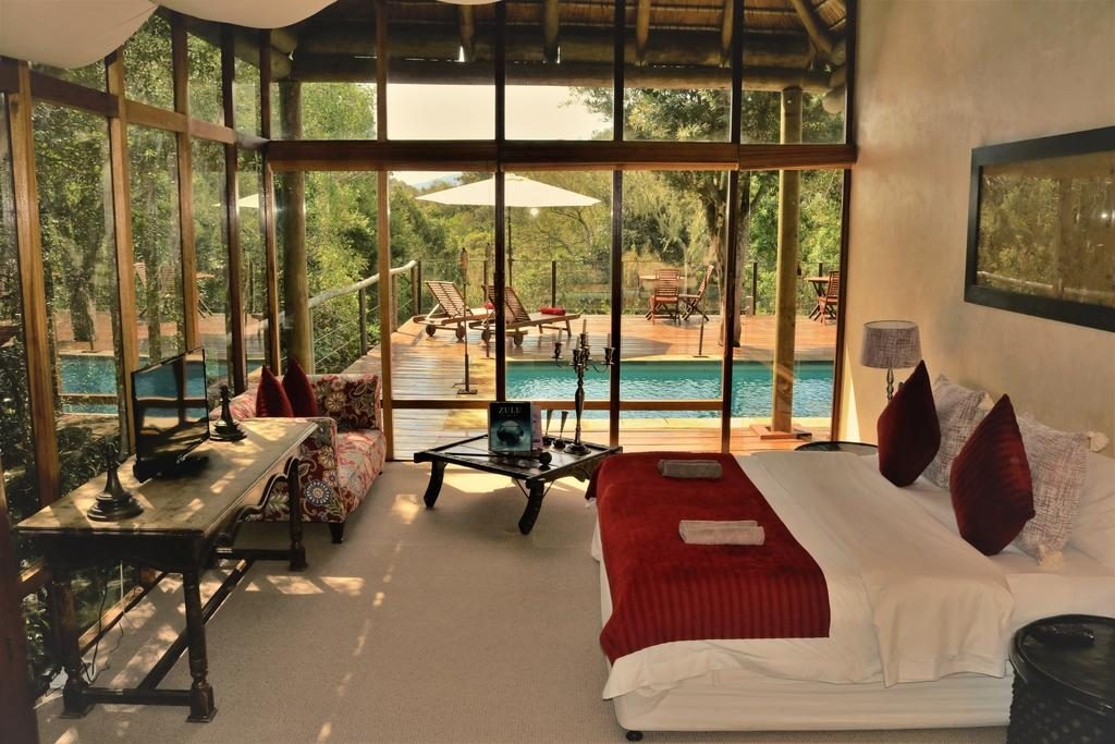 Trogon House and Forest Spa – Accommodation - The Crags