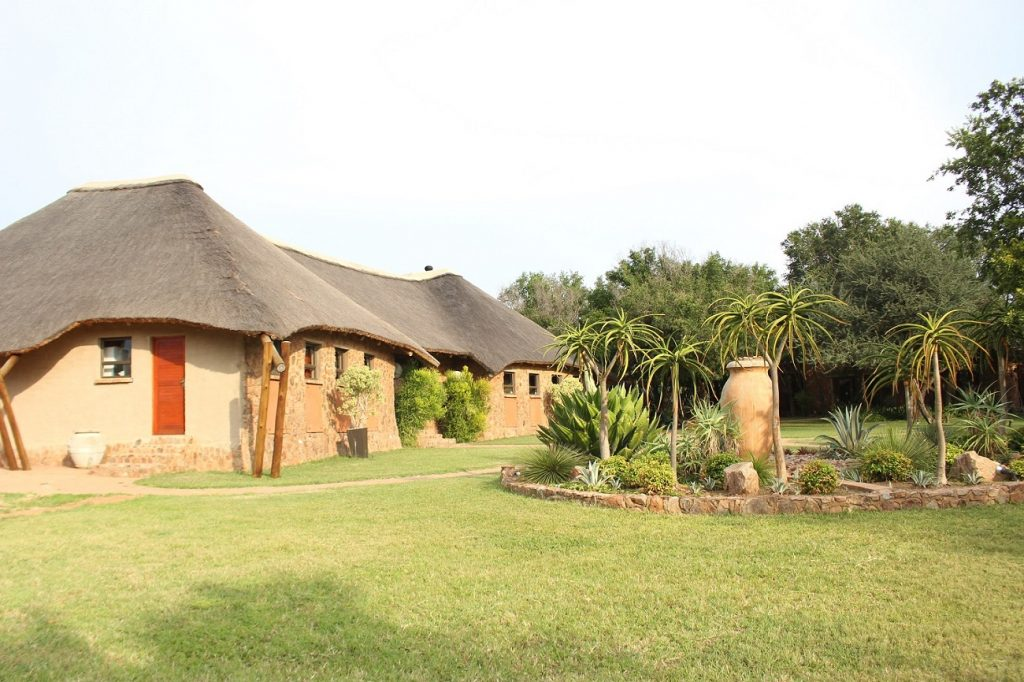 Aloe Bush Game Lodge Limpopo