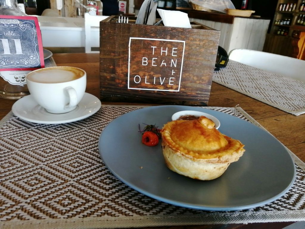 Bean and Olive Café, Port Alfred, restaurants,