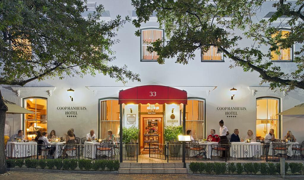 Coopmanhuijs Boutique Hotel & Spa - Accommodation - Stellenbosch