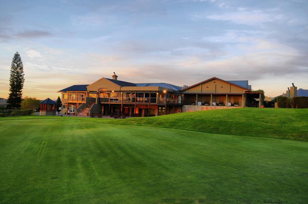 Devonvale Golf and Wine Estate - Top Accommodation - Stellenbosch