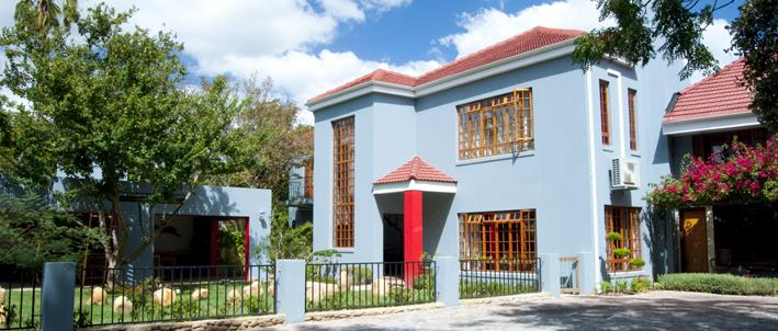 House of House - Top Accommodation - Stellenbosch