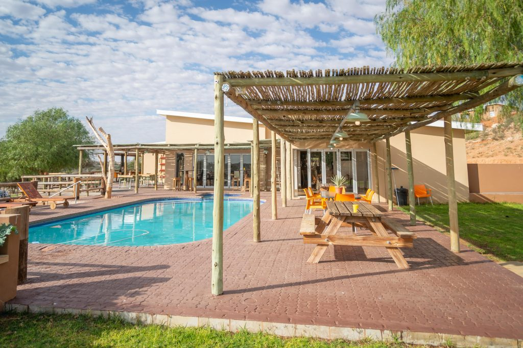 Kgalagadi Lodge - accommodation - Askham - Northern Cape