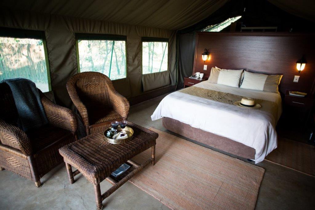 Kohandé, accommodation, Cullinan, Gauteng, luxury tents, Leeuwkloof Valley Conservancy