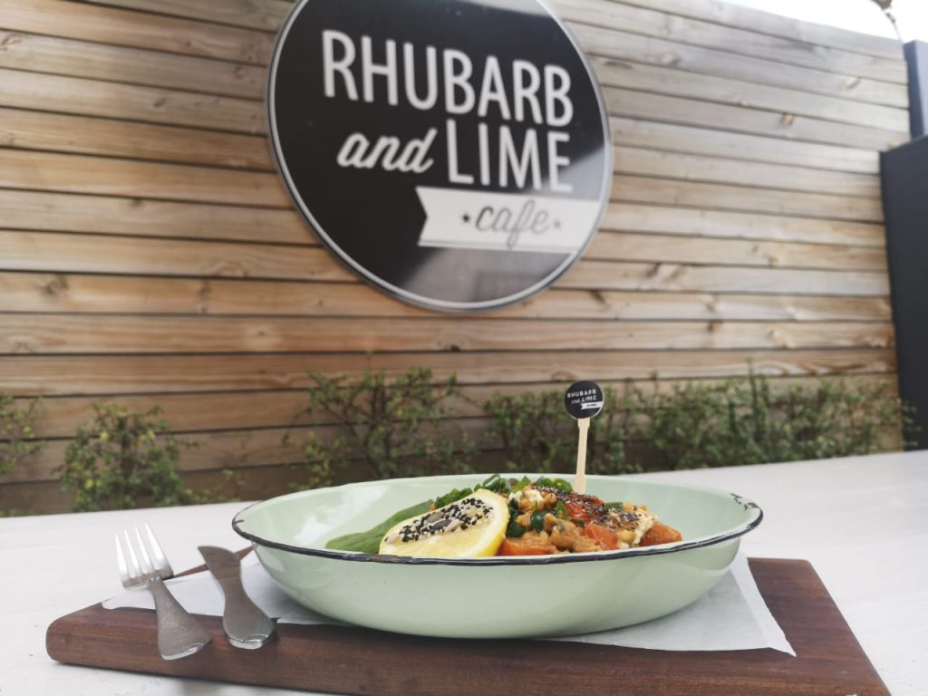 Rhubarb & Lime Cafe Port Elizabeth