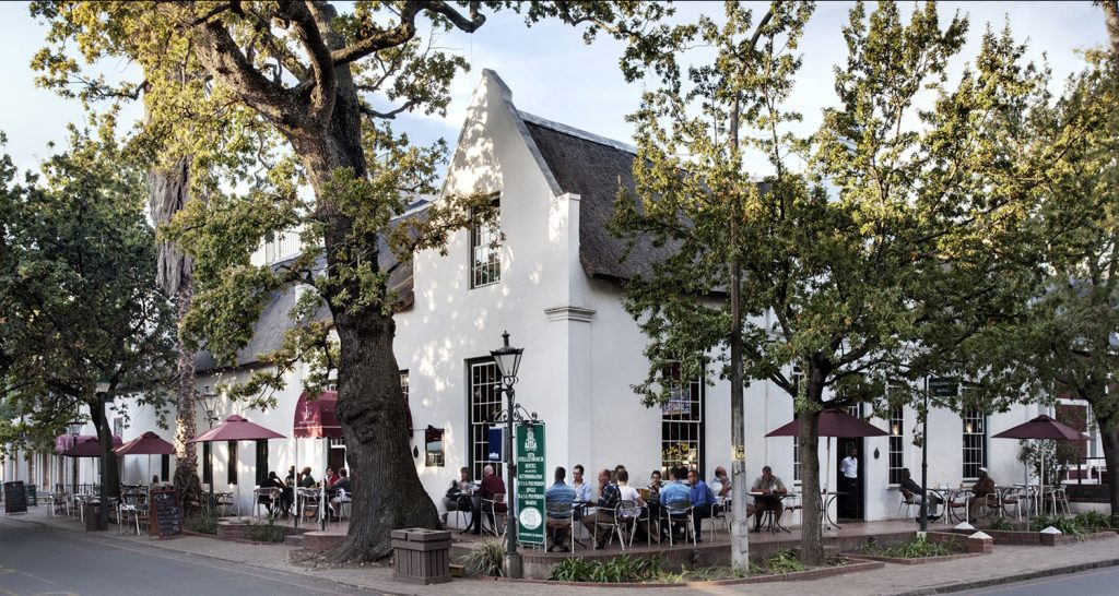 The Stellenbosch Hotel - Accommodation - Stellenbosch - Western Cape