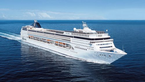 MSC Opera - msc cruises - south africa