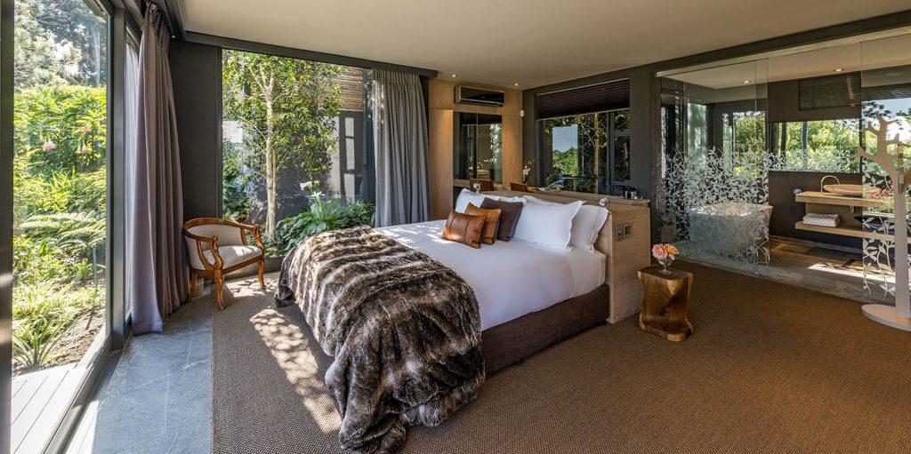 2 Bedroom Villa Bedroom and ensuite
