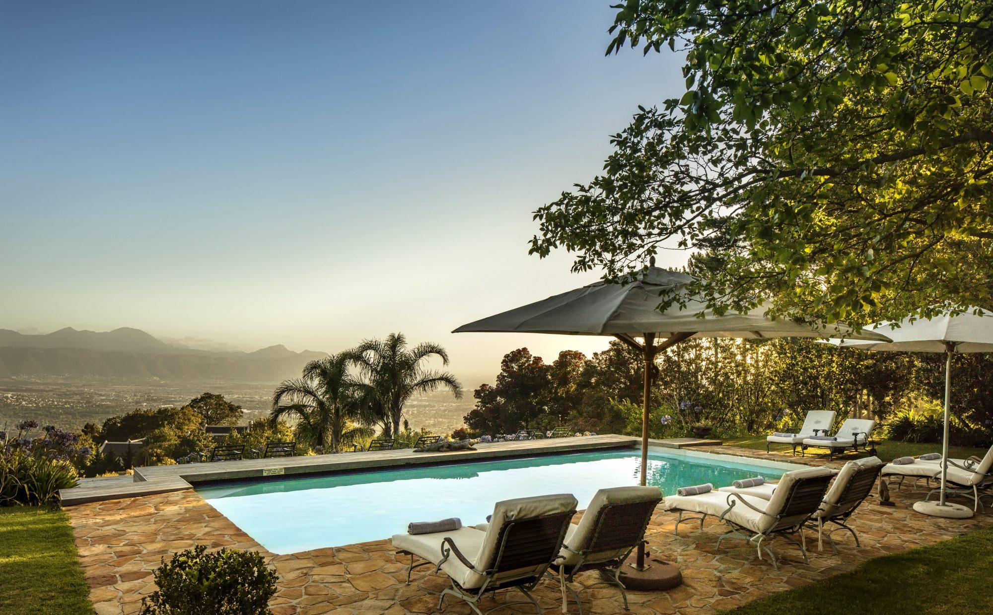 Western Cape Cape Town Spanish Farm Guest Lodge