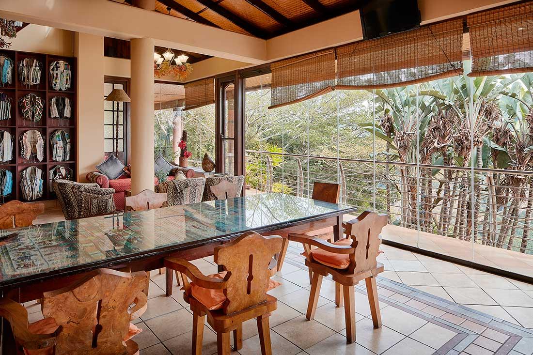 KwaZulu-Natal - Durban- Accommodation- Ammazulu African Palace