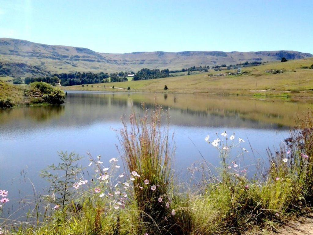 KwaZulu-Natal - Underberg  - Southern Drakensburg  - House at Glengariff