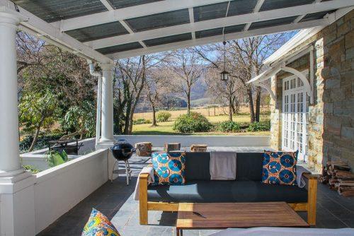 House at Glengariff, Underberg, Southern Drakensburg, KwaZulu-Natal