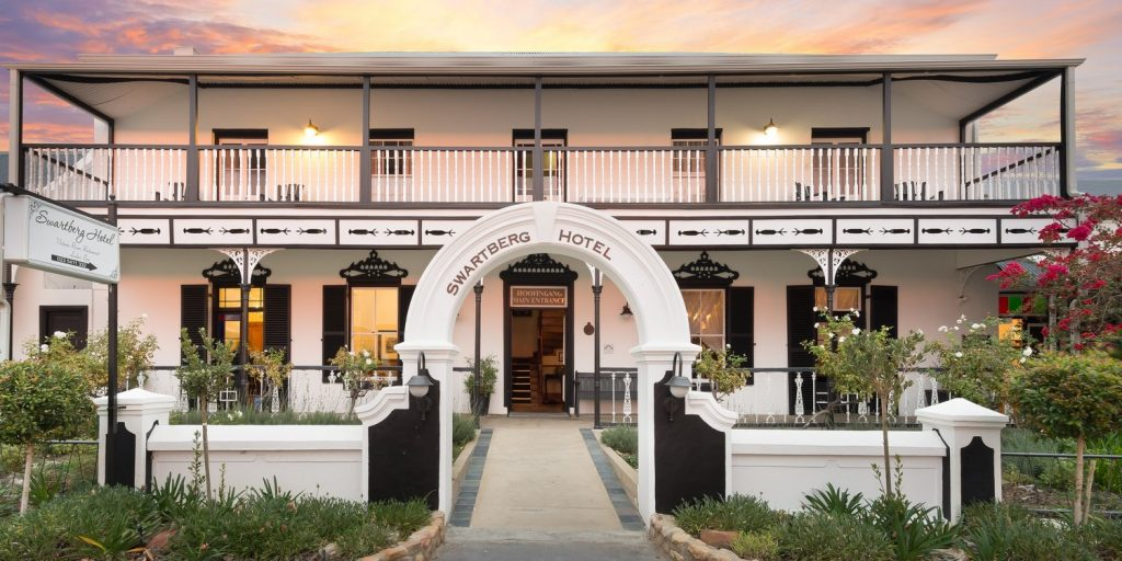 Mont d'Or Swartberg Hotel - Prince Albert - Western Cape
