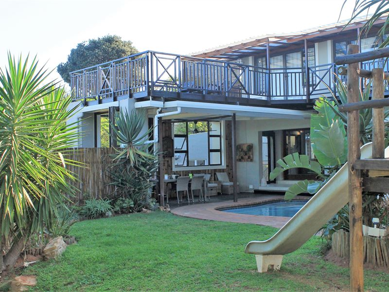 Sea Gem Beach House - Dolphin Coast - Durban
