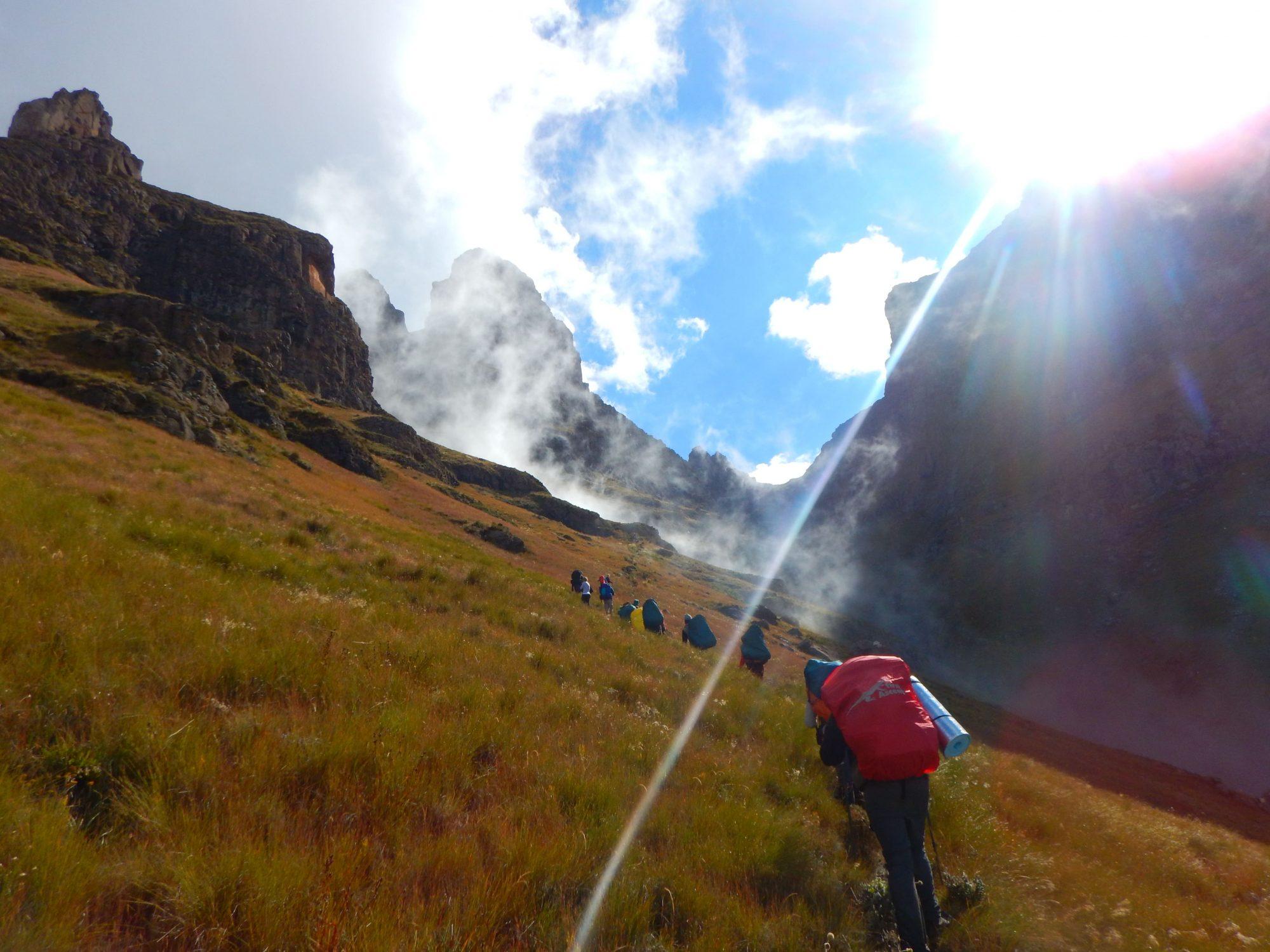 Berg Adventures, Drakensberg, KwaZulu-Natal