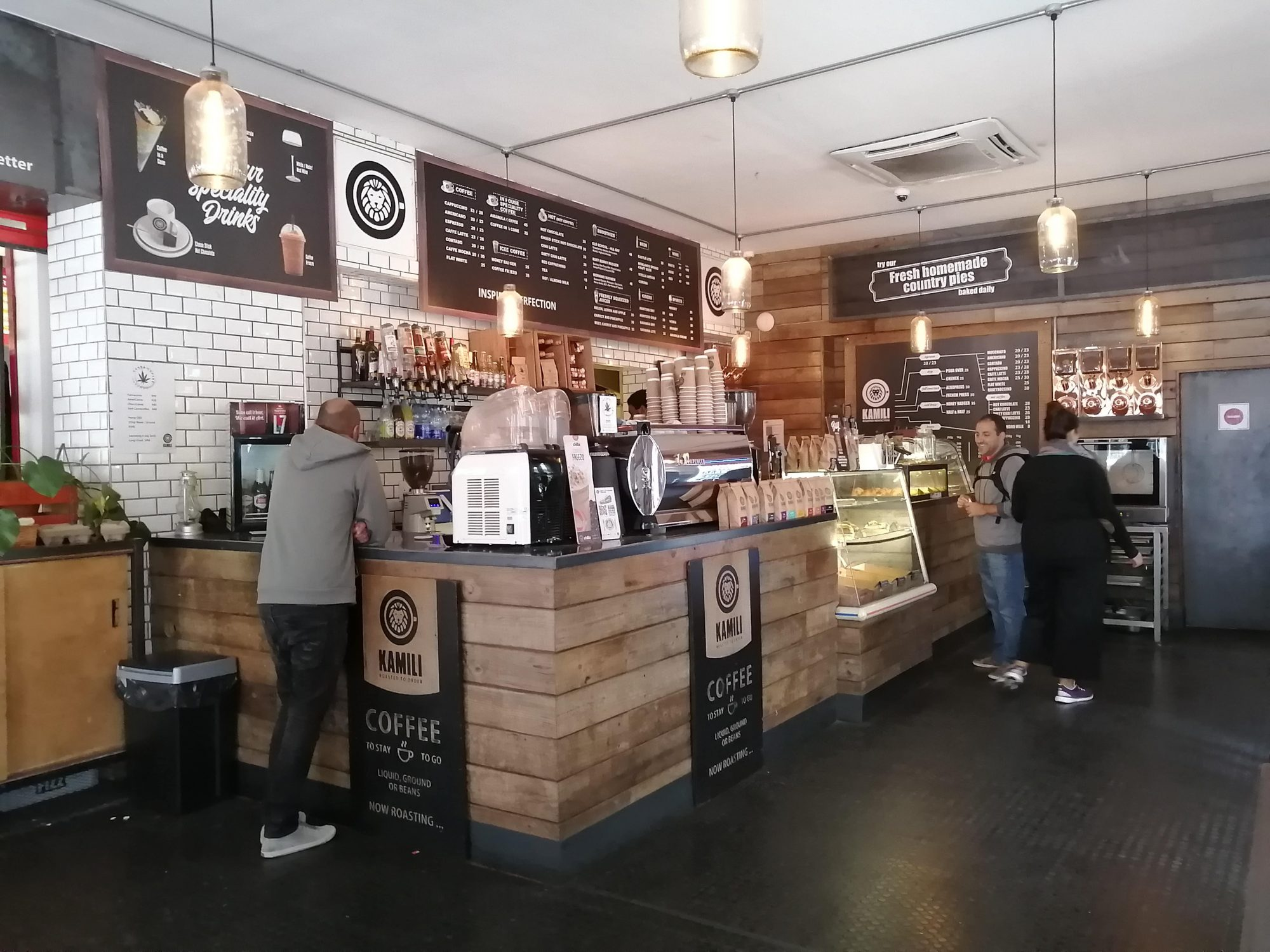 Kamili Coffee on Long - Cape Town