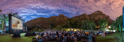 The Galileo Open Air Cinema, Western Cape