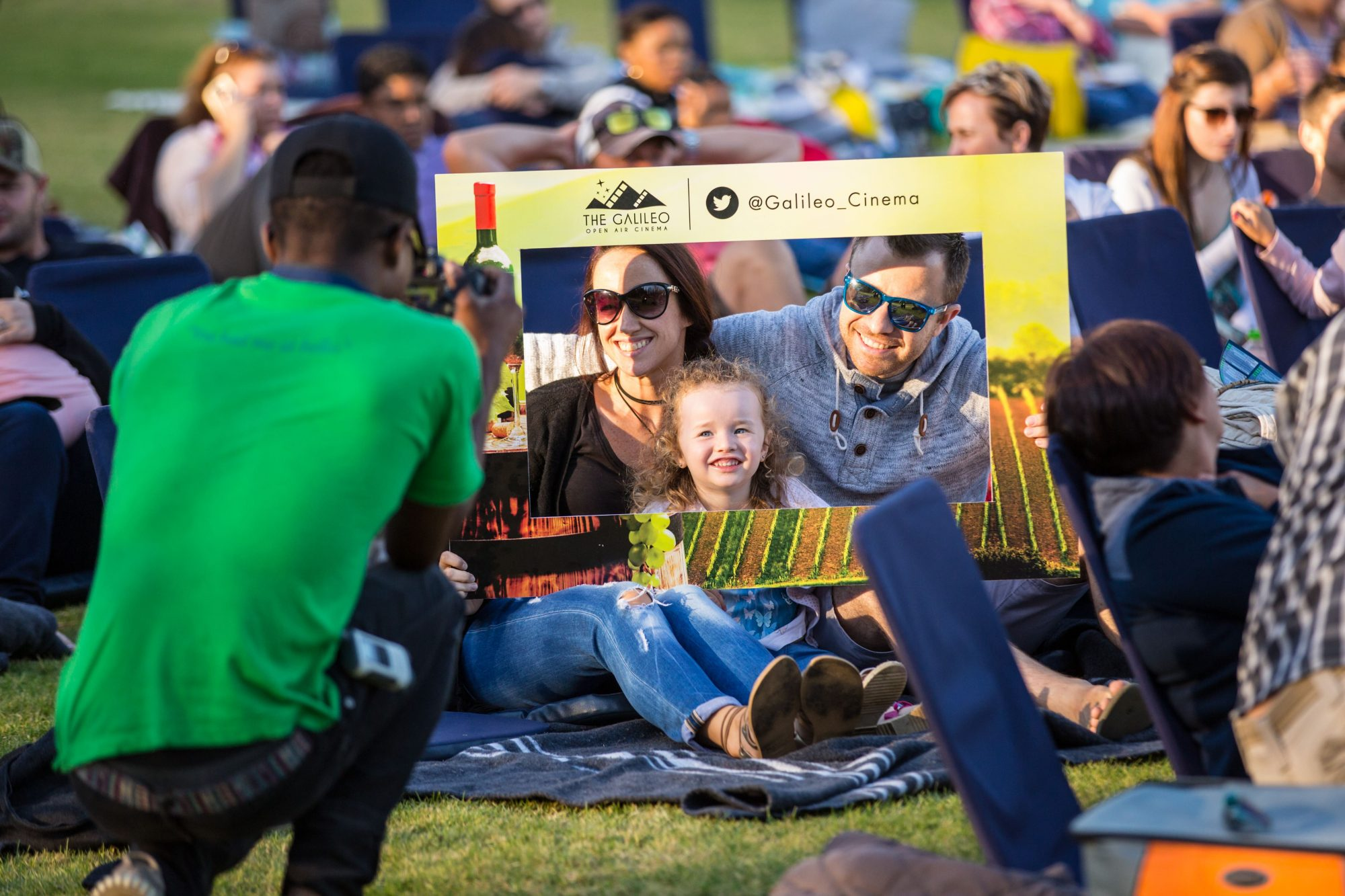 The Galileo Open Air Cinema, Western Cape