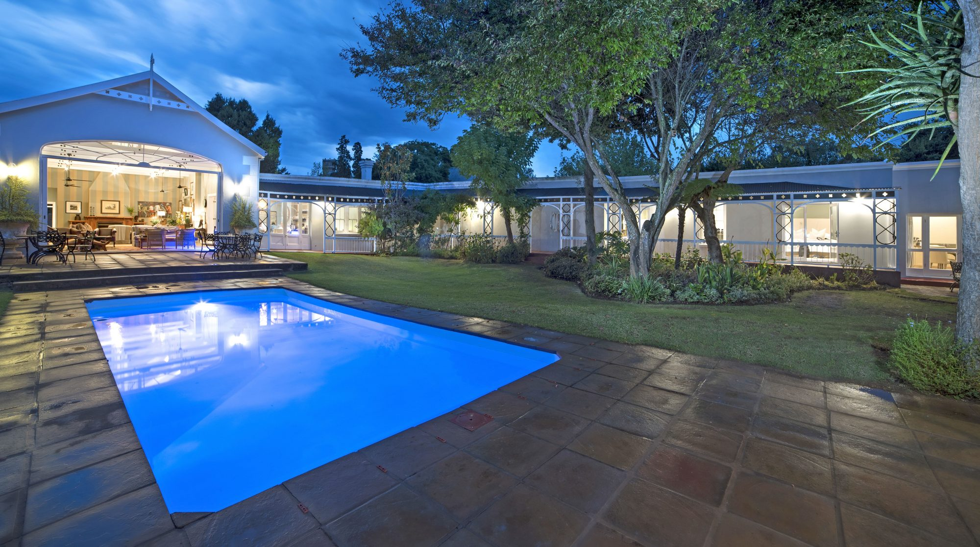 The Oyster Collection - The Milner Luxury Guest House  - Grahamstown - Eastern Cape1