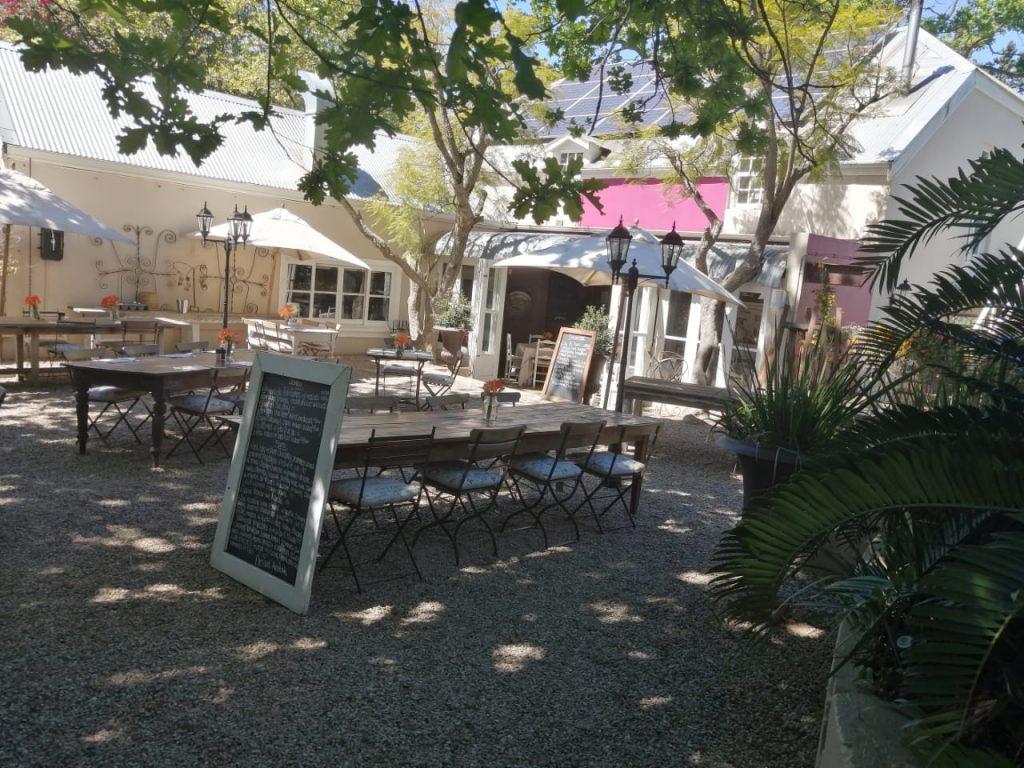 Café Felix, Riebeeck Kasteel, Western Cape