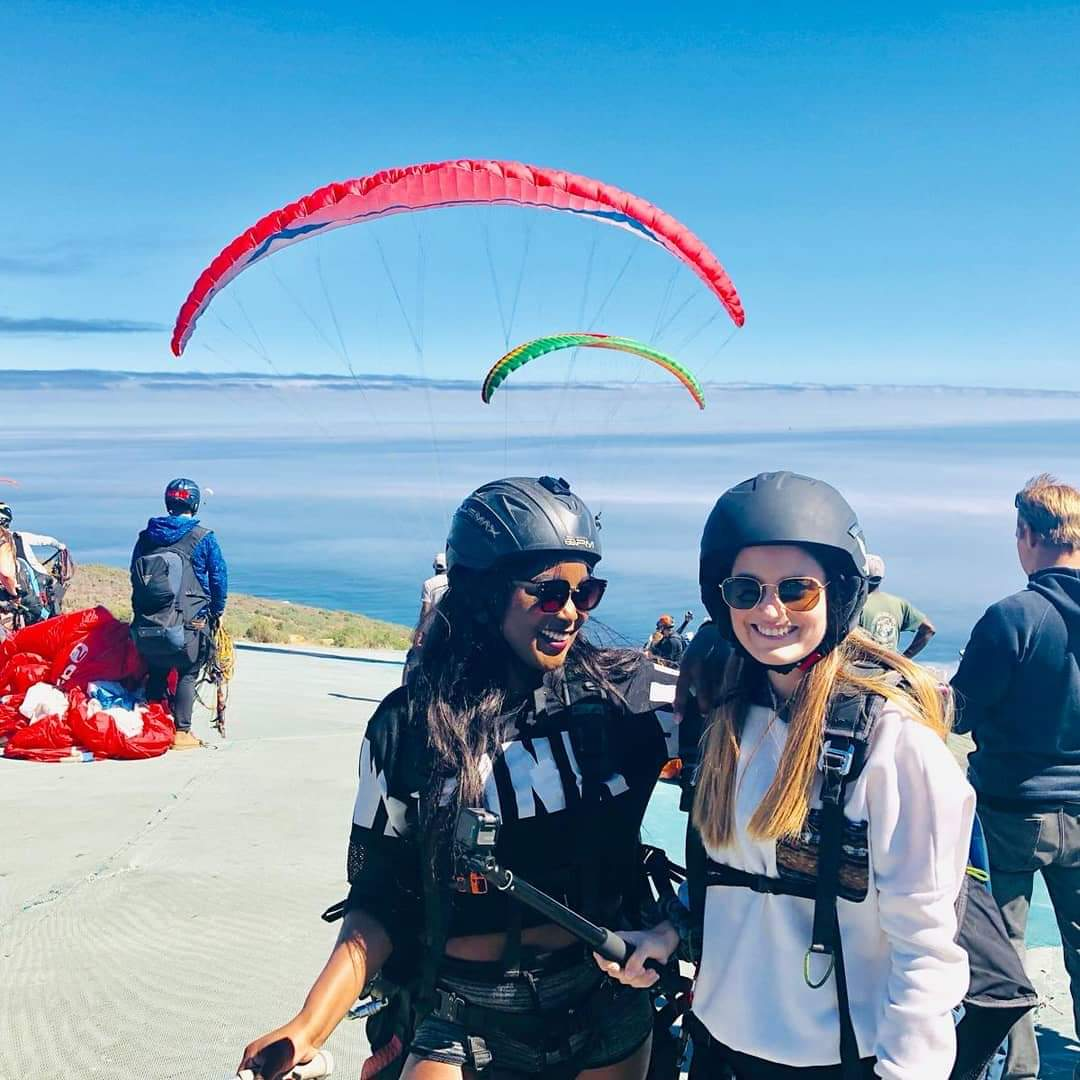 Icarus Paragliding in cape town