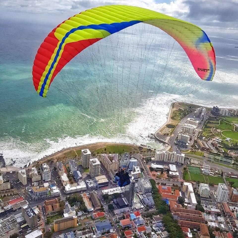 Icarus Paragliding cape town