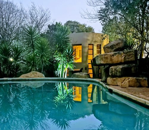 moonflower self catering cottages johannesburg