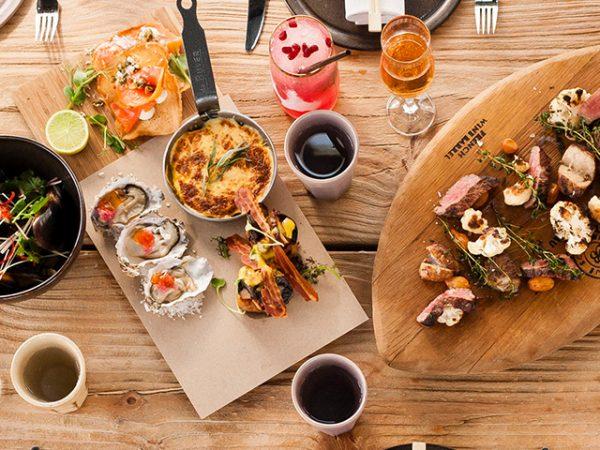 Top Restaurants in the City Bowl