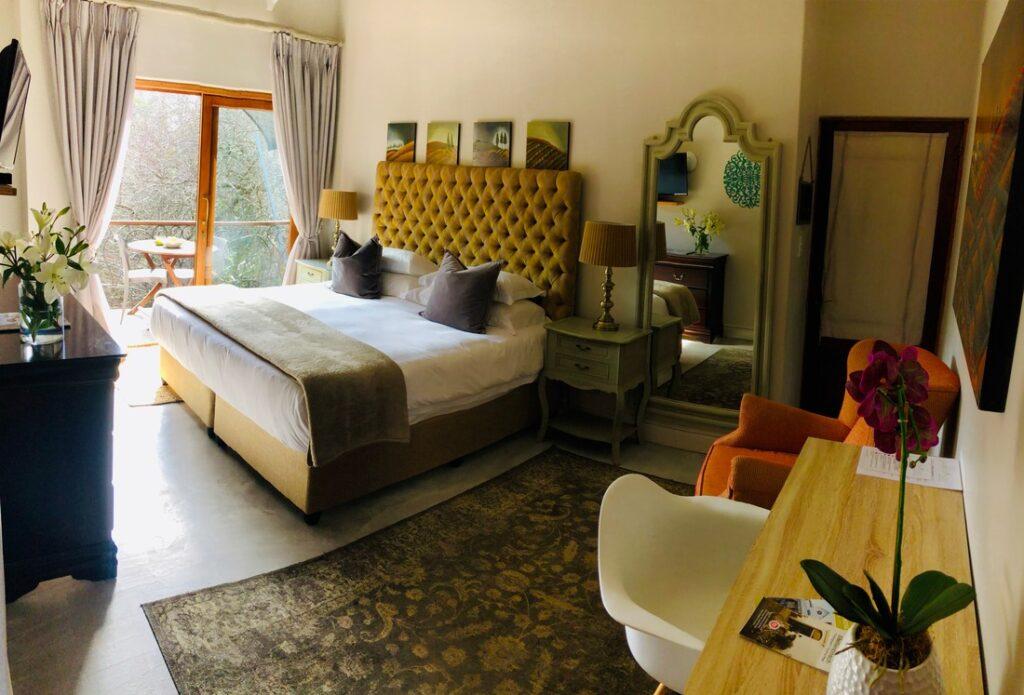 Aan de Vliet Guest House Stellenbosch