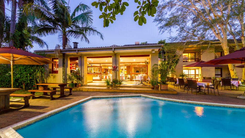 Hotel Numbi and Garden Suites