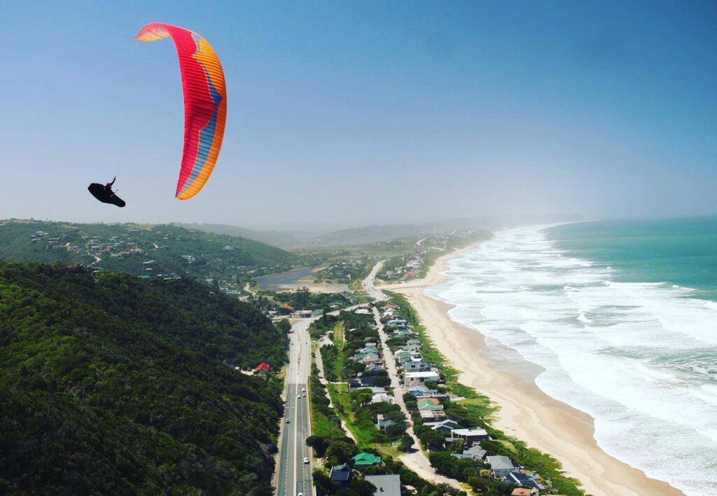 Paraglide Africa